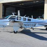Bonanza A36 -- N5036M_preview
