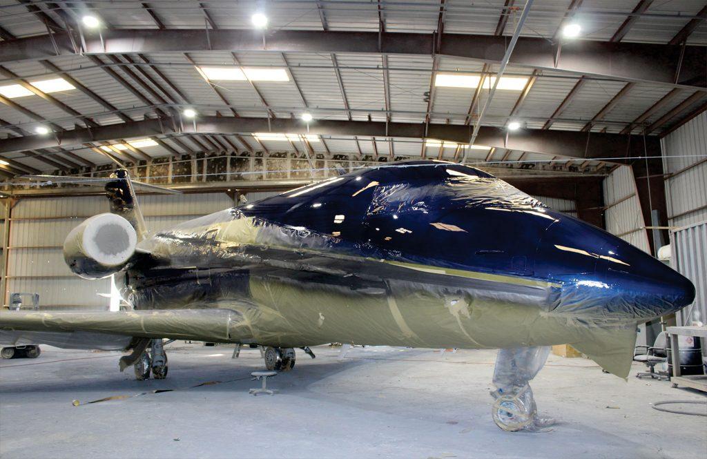 EXTERIOR – East Coast Aircraft Painting – Deland FL