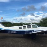 Baron-58-Aircraft-Painting-Beech