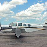 Baron058-Beechcraft-Aircraft-Painting