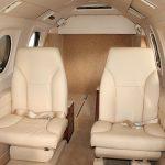 Beige-Aircraft-Interior