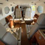 Cessna-421C-Aircraft-Interior