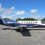 Citation-V-Jet-Aircraft-Paint-Scheme