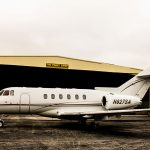 Hawker-800-Jet-Painting